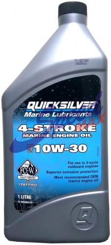 Olej Quicksilver 10W-30 1l Mercury/Mariner